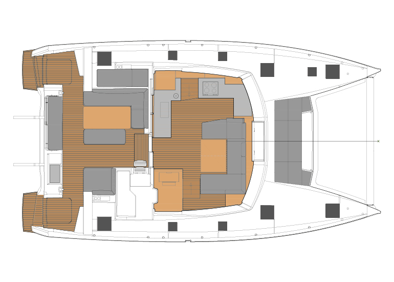 Fountaine Pajot New 45 - plan-new-45-deck.jpg