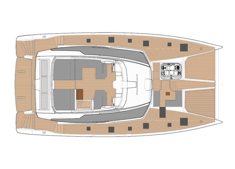 Fountaine Pajot Power 67 - power-67-layouts.jpg