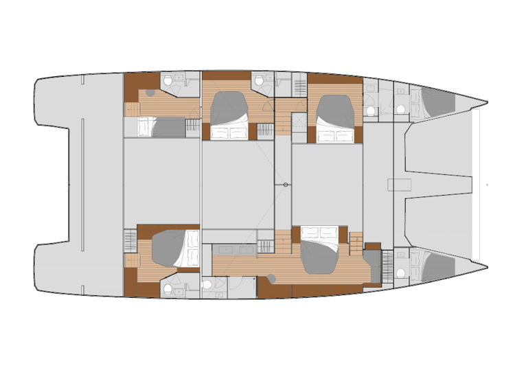 Fountaine Pajot Power 67 - power-67-layouts7.jpg